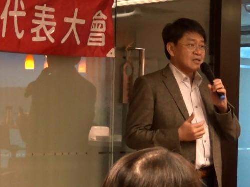 台灣男性醫學會 張宏江 理事長 致詞